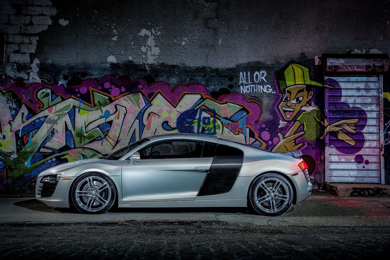 AMMO Audi R8
