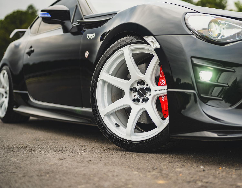 WorkEmotion wheels