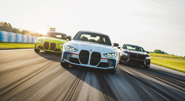 BMW M cars