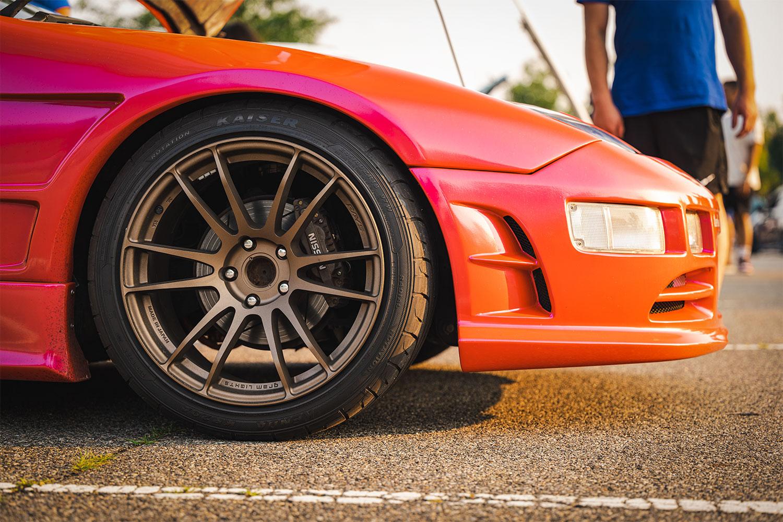 300ZX wheel