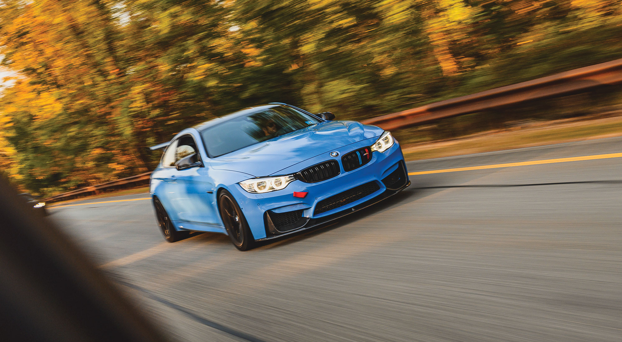 The 2021 BMW M3 Fall Meet and Cruise