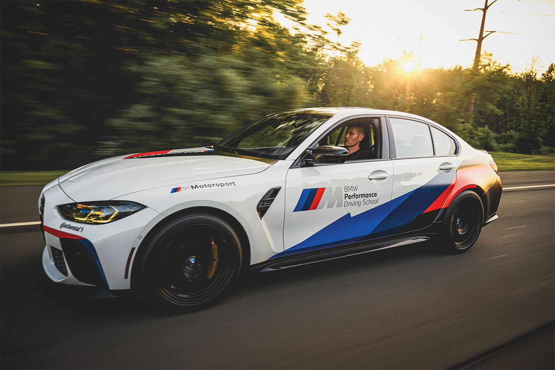 BMW M3 Larry Kosilla