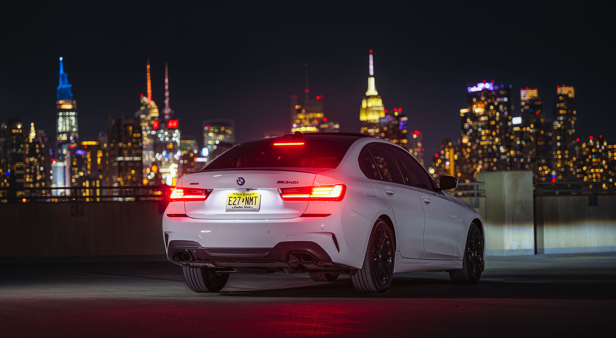 Tracking your new BMW