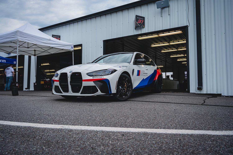BMW M3 PDC