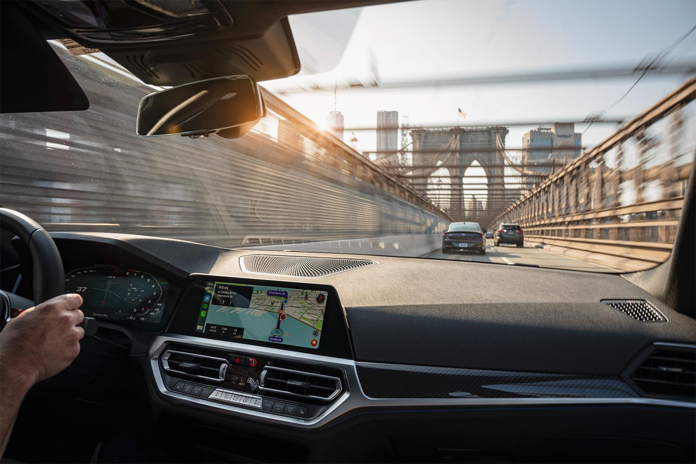 BMW M3 Brooklyn Bridge