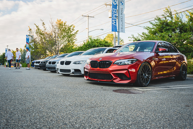 BMW M coupes