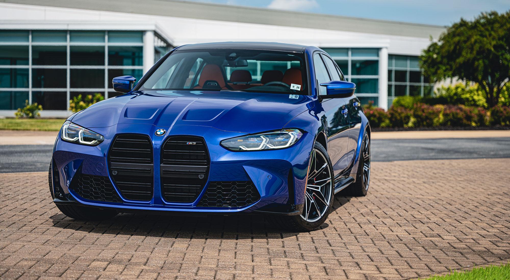 Meet my new BMW G80 M3