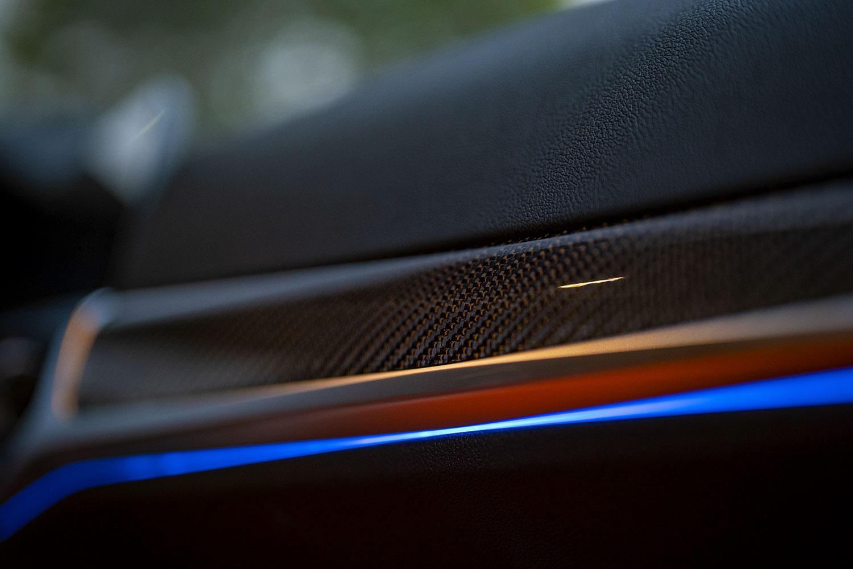 G80 carbon trim