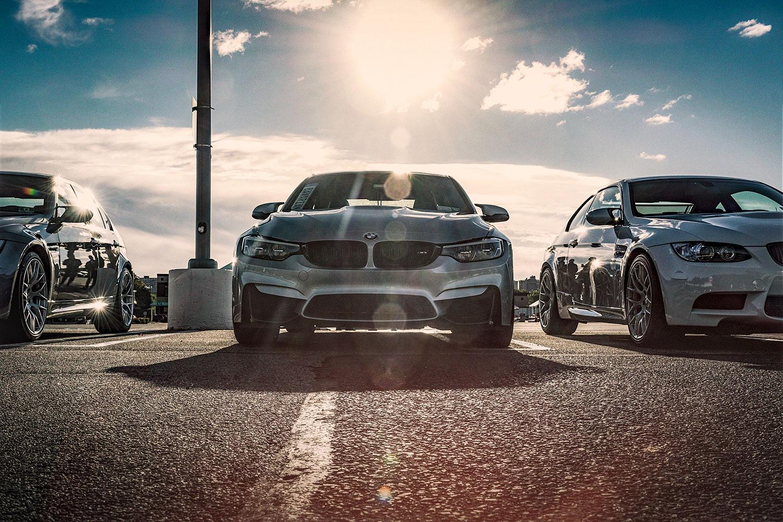 2018 BMW M3 Fall Cruise