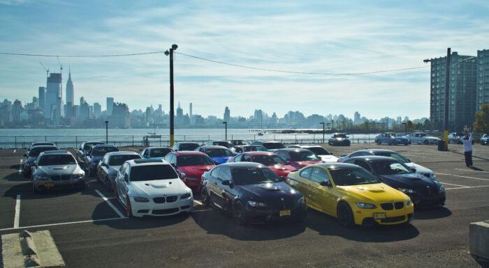 BMW M3 Fall Cruise