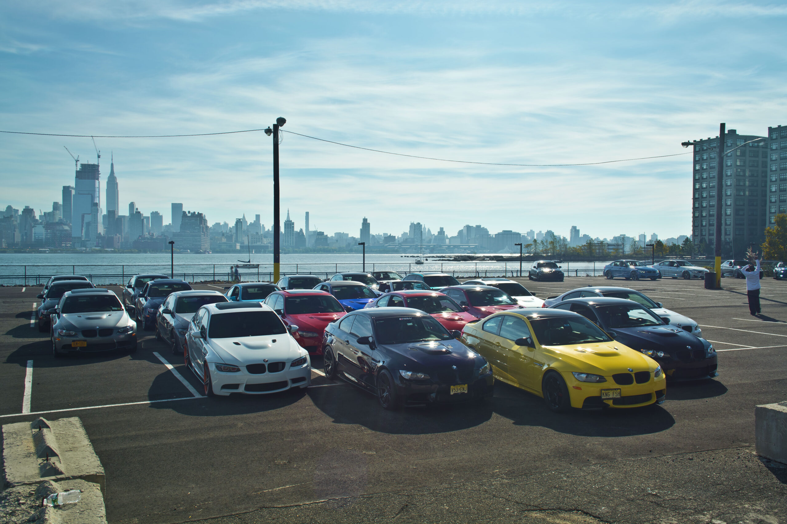 The history of the BMW M3 Fall Meet and Cruise